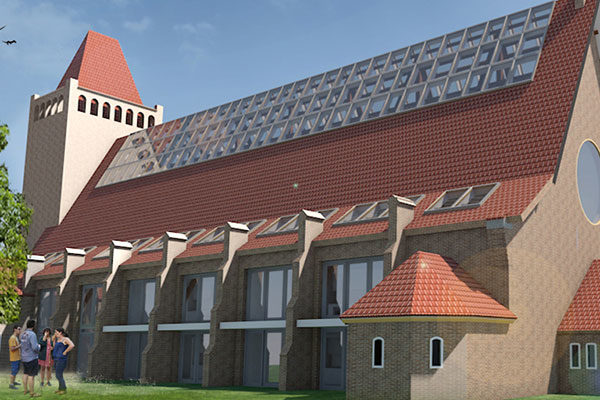 Toekomstbestendige woningen in Teresiakerk Apeldoorn